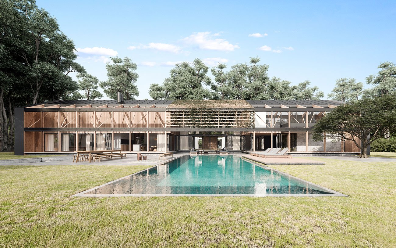 Haras San Pablo Country-house - Swimming-pool